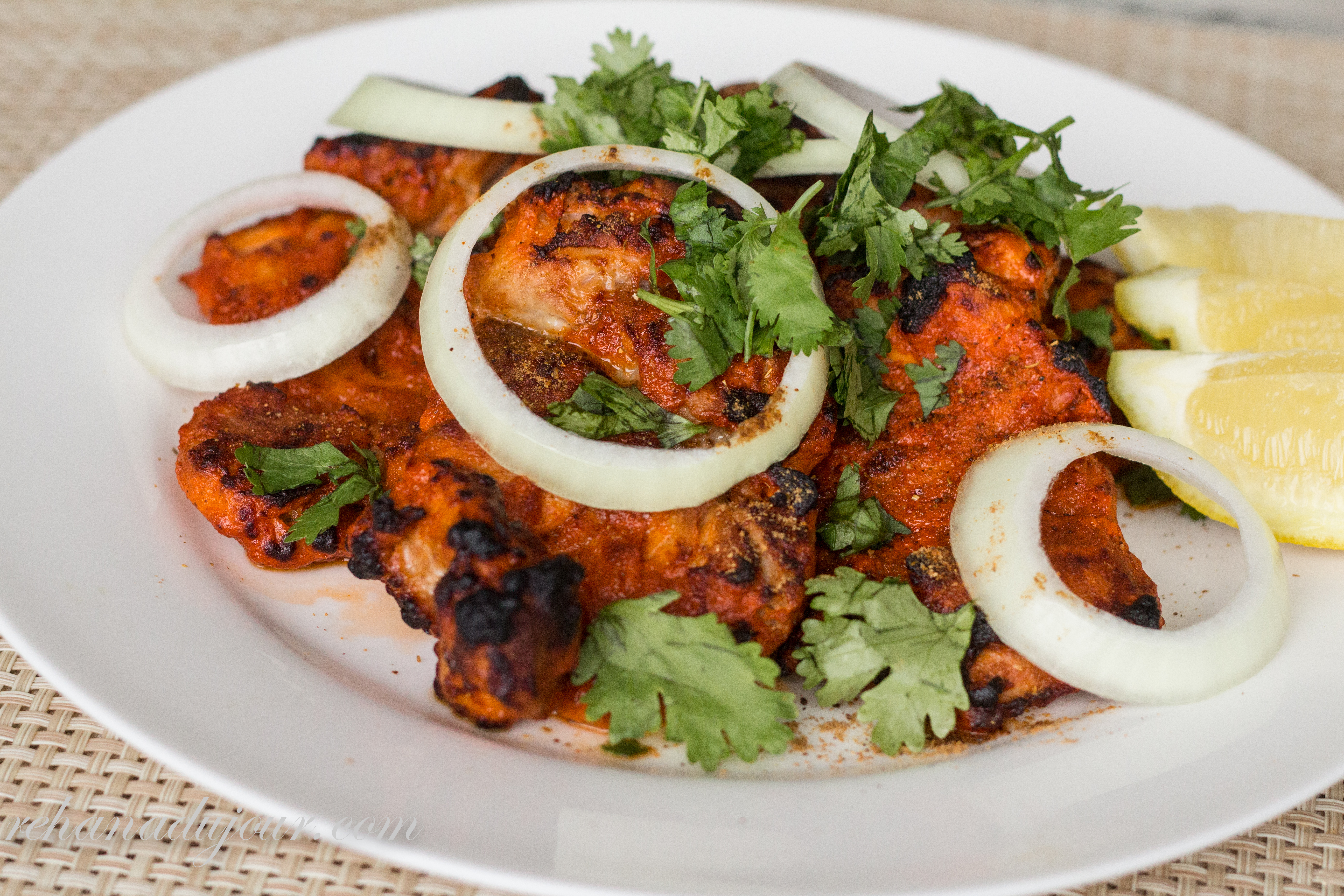 1 2 3 chicken tikka rehana du jour sigh i guess soits not really too much of a secret since it can be made with about three ingredients what do i mean please keep reading chicken forumfinder Image collections