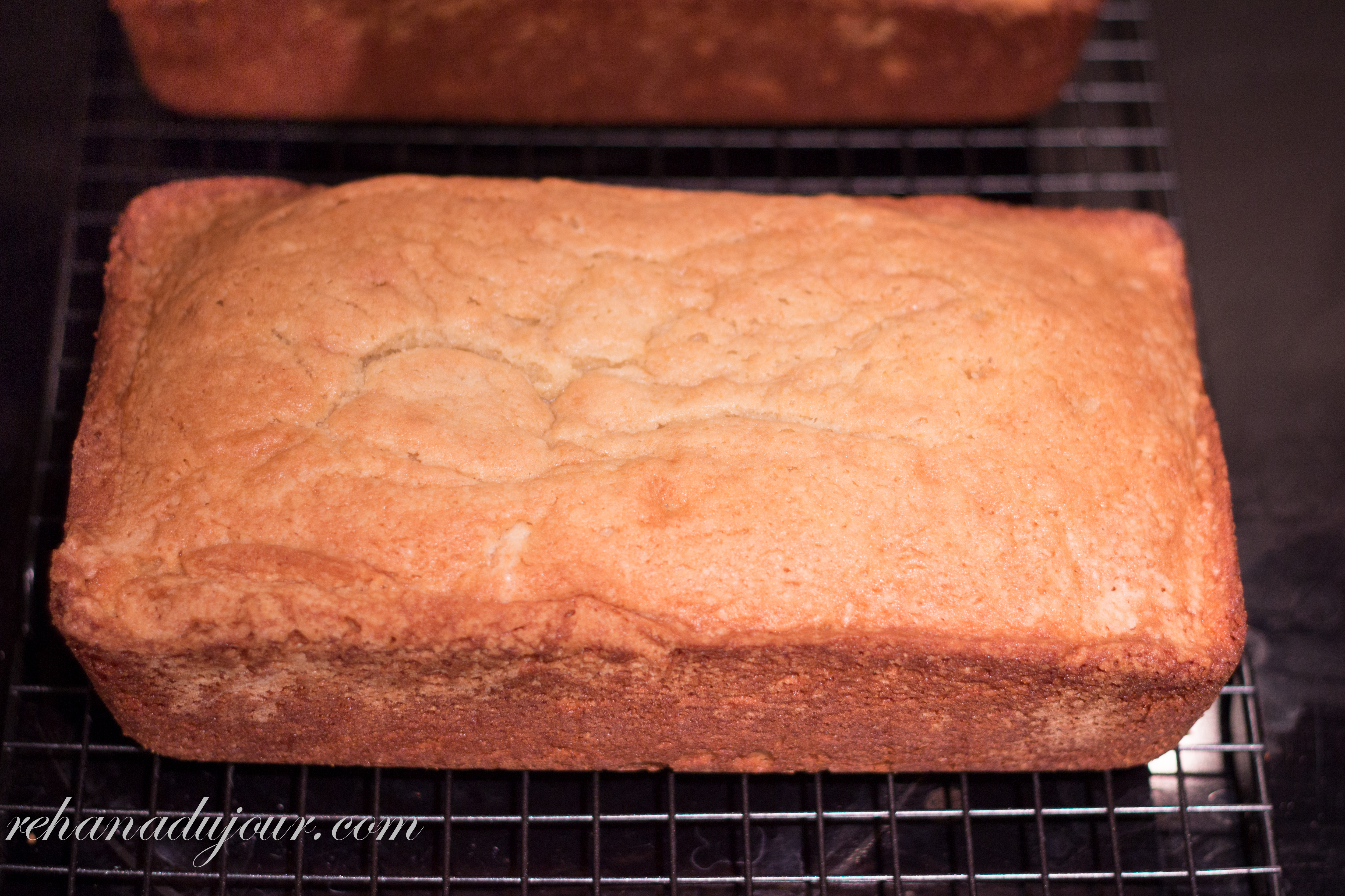 ... and I recommend you follow these steps to get the perfect pound cake