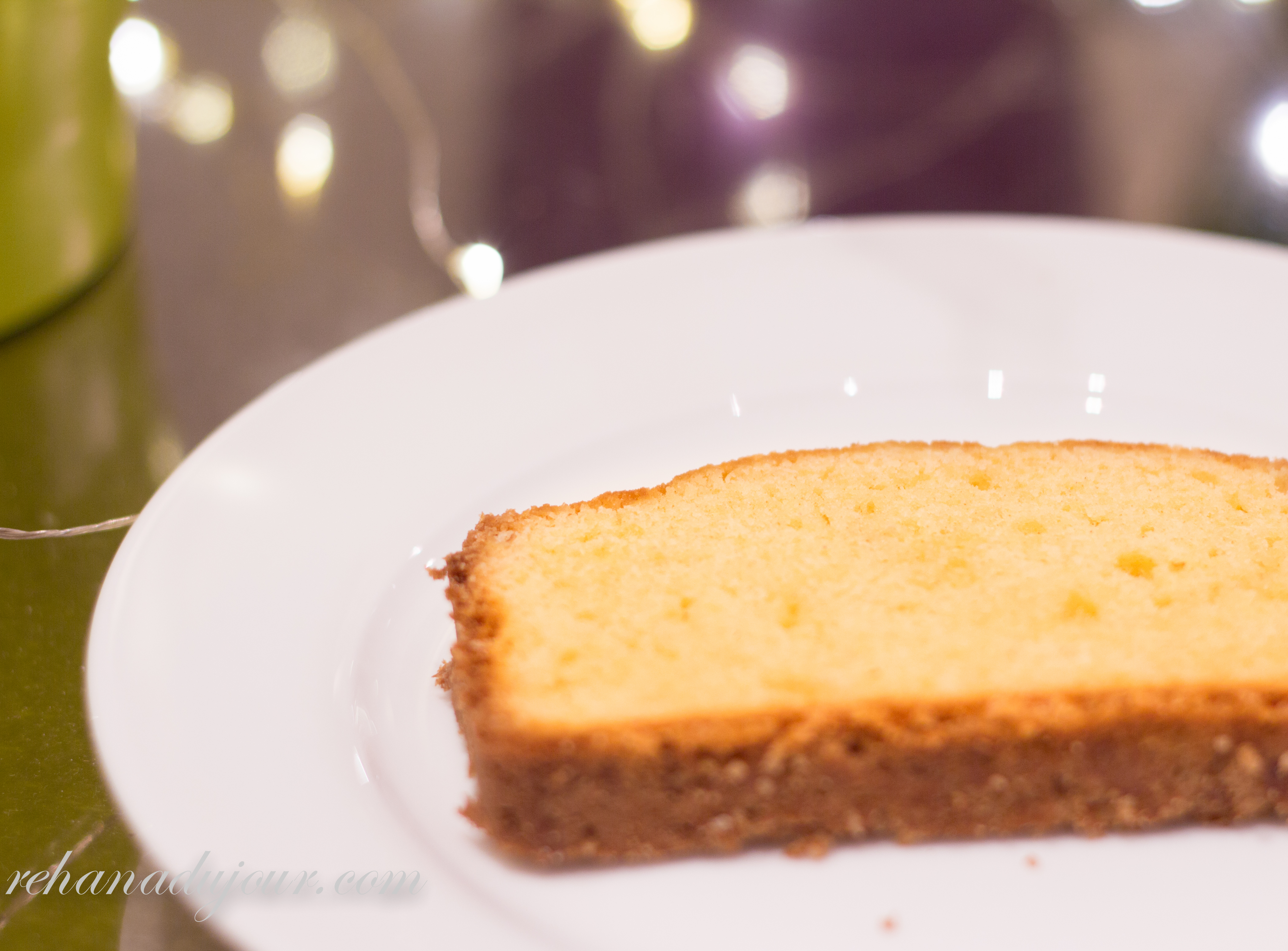 Perfect Pound Cake | Rehana Du Jour