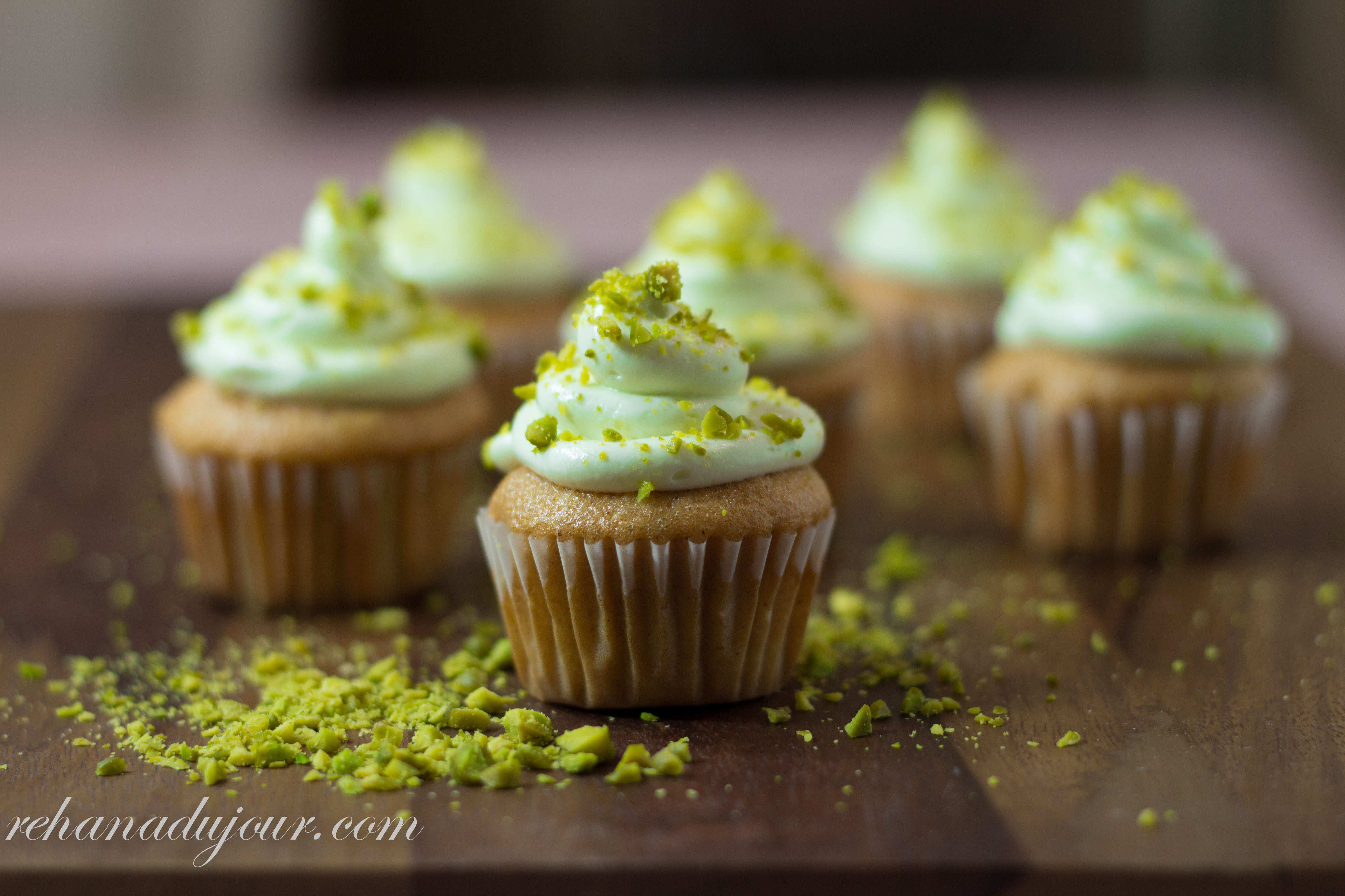 recipe: easy green tea cupcakes [32]