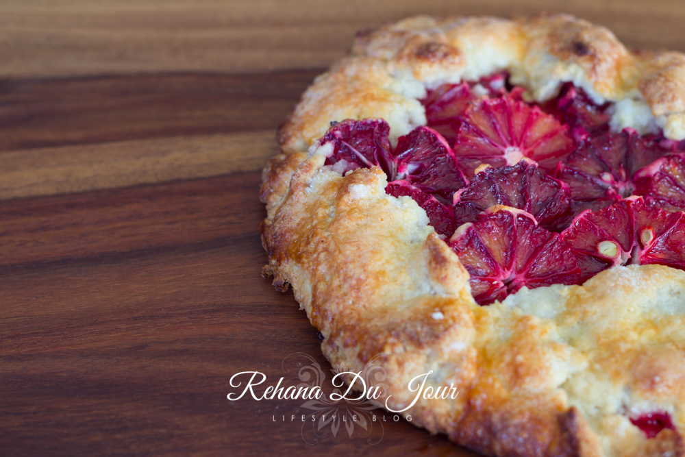 blood orange galette-46