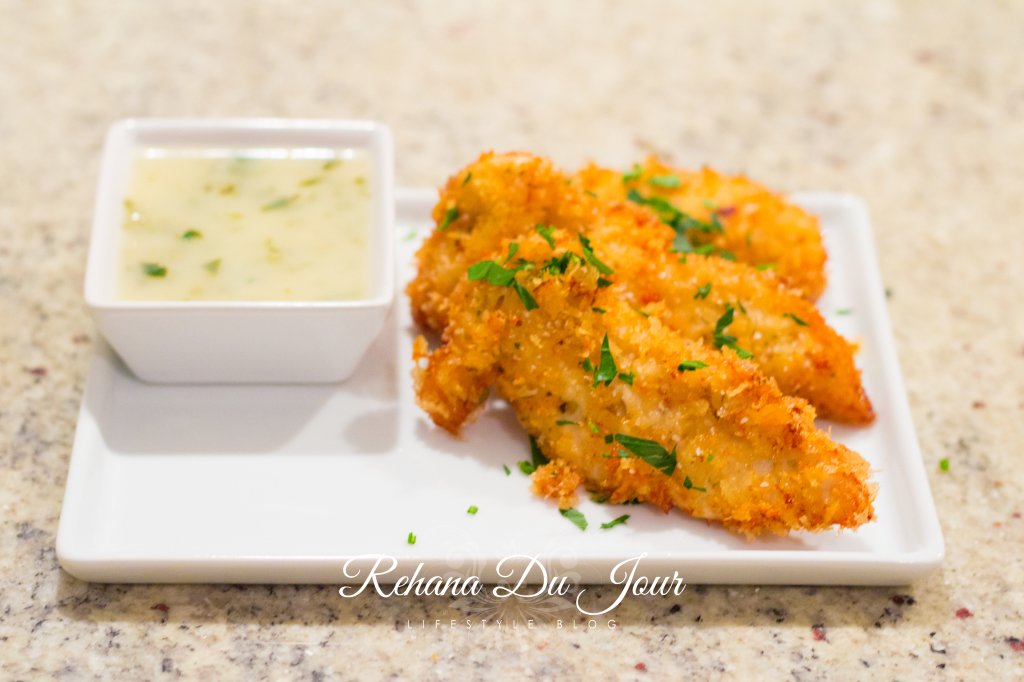 chicken tenders with picatta dipping sauce-25