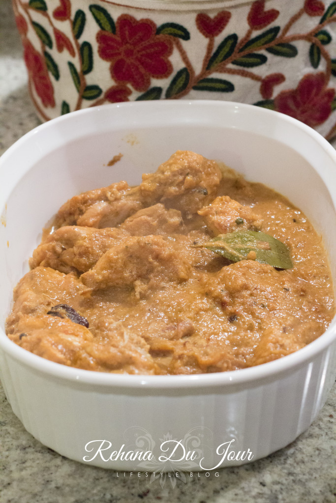 Chicken Korma-16