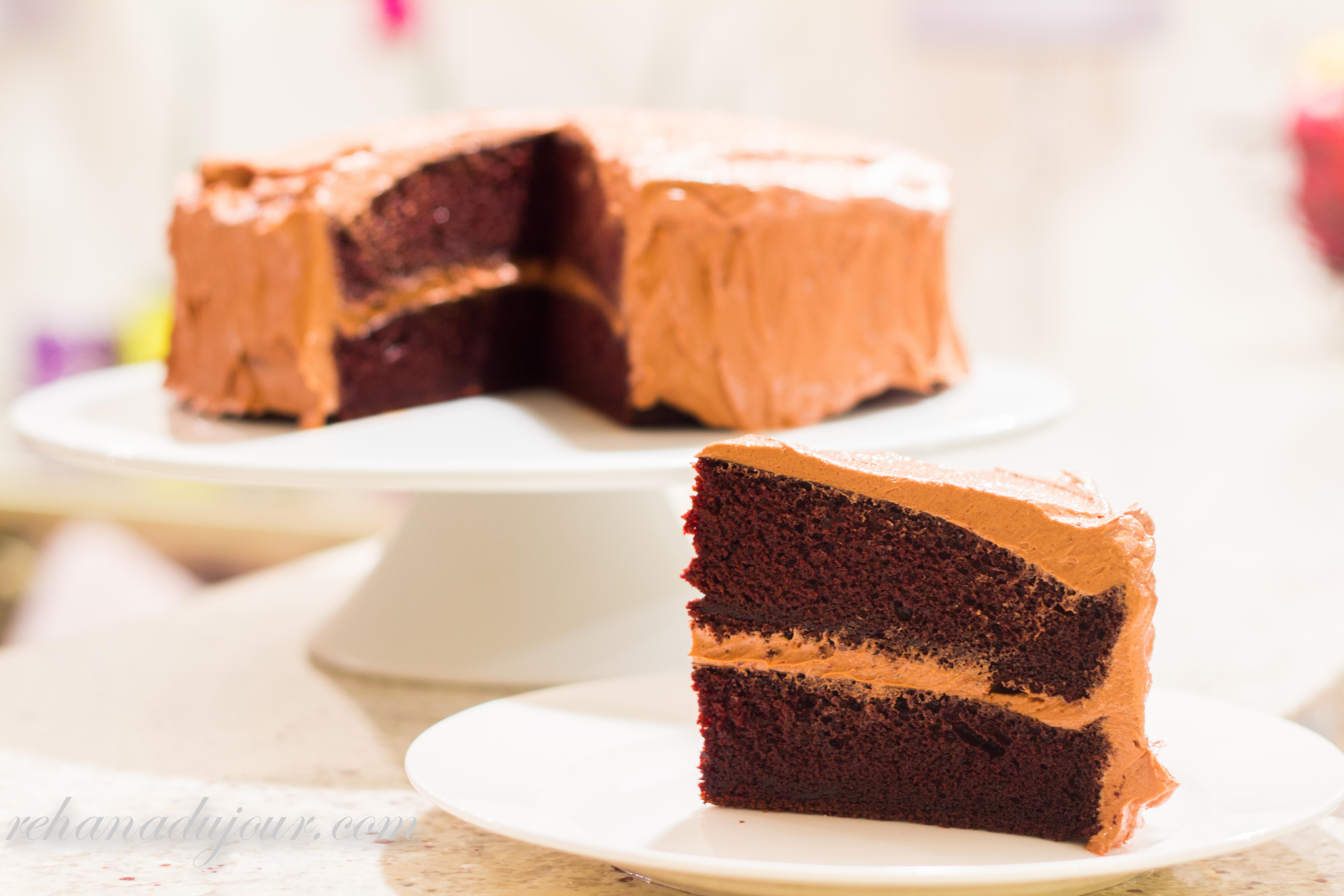 Beatty S Chocolate Cake By Ina Garten