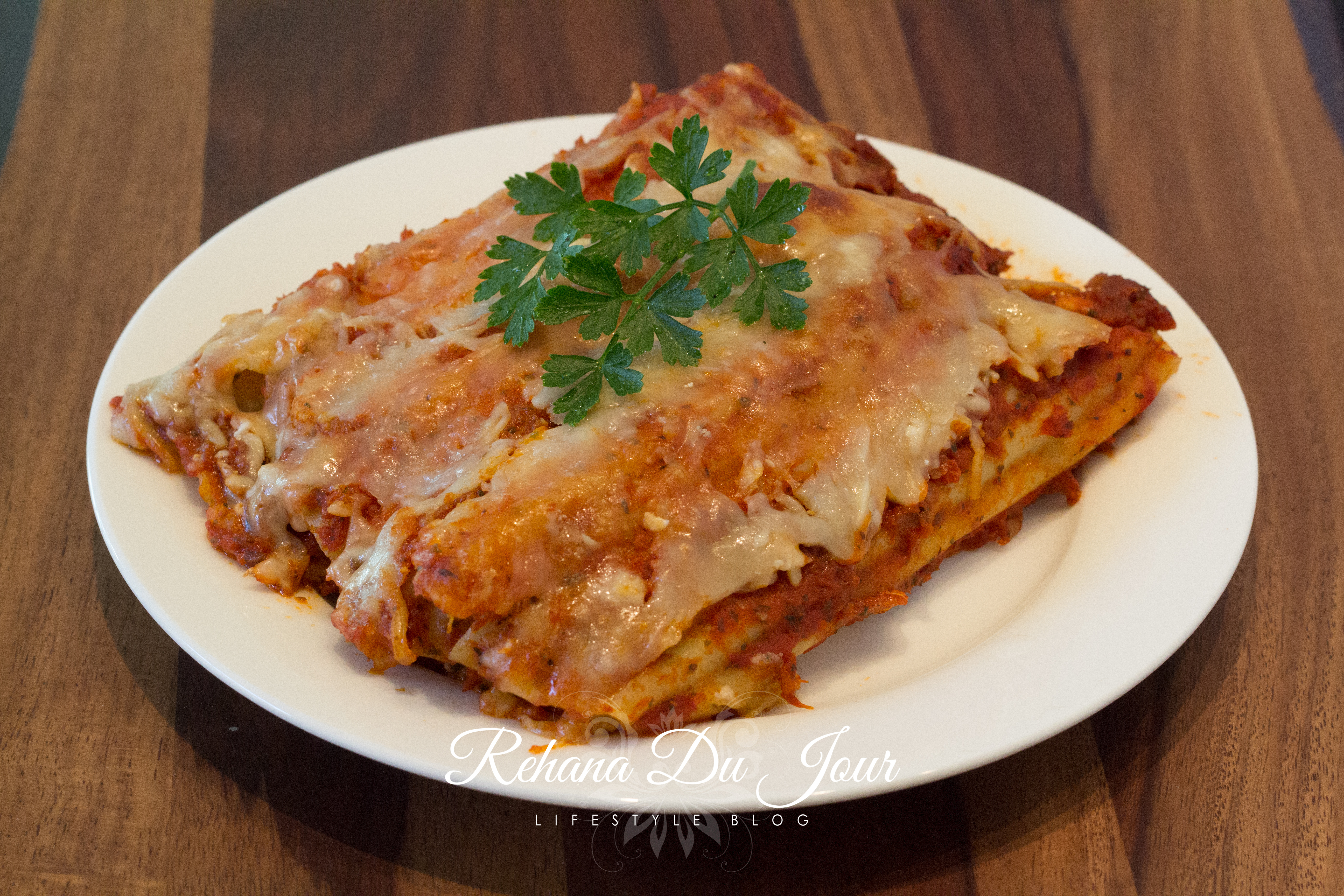 Beef Manicotti Recipe Food Network